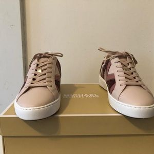 whitney leather sneaker